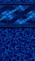 August HD inground pool liner pattern