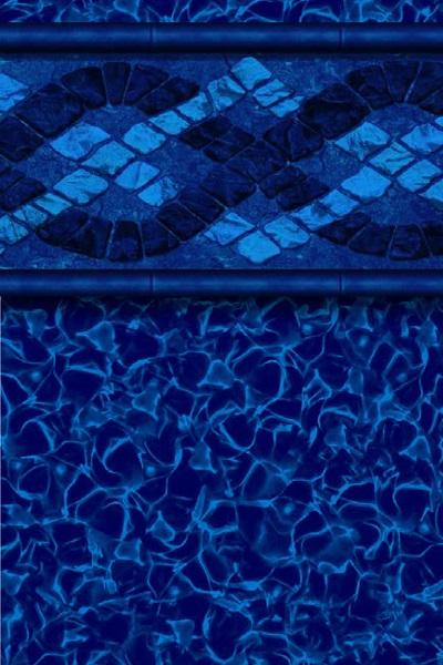 In ground Pool Liner Patterns :: EZ Pool Liner Direct