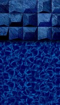 Breakwall inground pool liner pattern