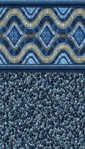 Renegade Seabrook inground liner pattern
