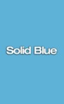 Solid Blue Above Ground Pool Liner Pattern