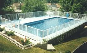 above ground rectangle pool liners